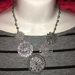 Medallion Necklace from NY&Co